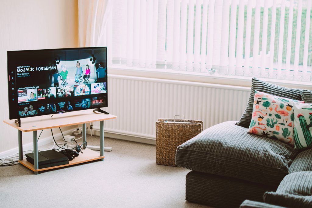 NETFLIX日英同時字幕をテレビで!