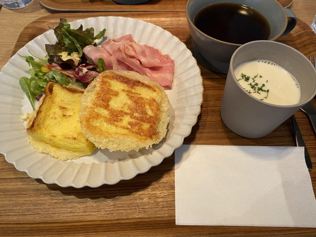BEB5朝食