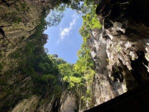 バトゥ洞窟最奥部