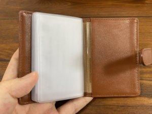 カードケース中身